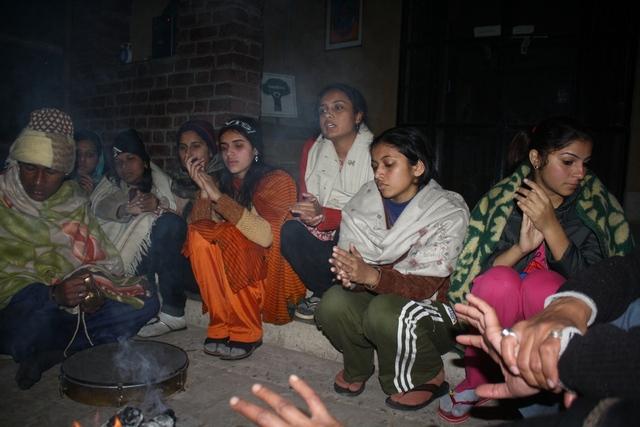 Teachers from Western Uttar Pradesh congregated for an Art Camp (5/5)