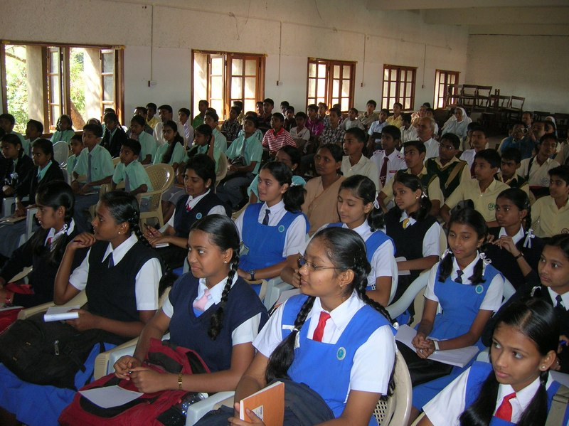 Educationists in Goa resolve for Green Action (5/6)