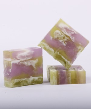 Lavender Scented Soap Bar