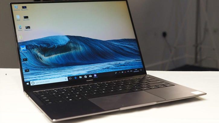 top ten laptops run on Windows 10