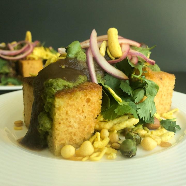 Locho - a high protein vegan recipe