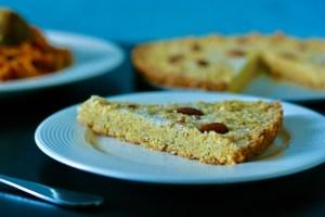 Torta Sbrisolona Slice