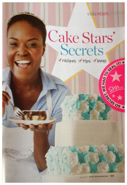 Cake Stars Secrets Good Housekeeping Magazine