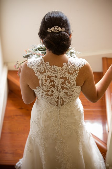 lace-detail-on-maggie-sottero-bridal-gown