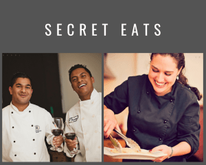 Secret Eats Returns to South Africa