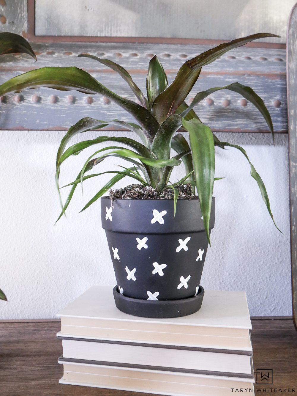 DIY Plant Pots Taryn Whiteaker