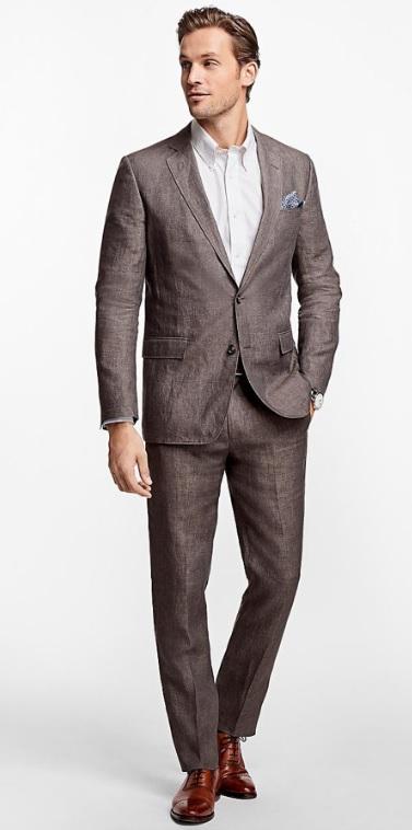 Regent Cut Linen Men's Jacket Combinations
