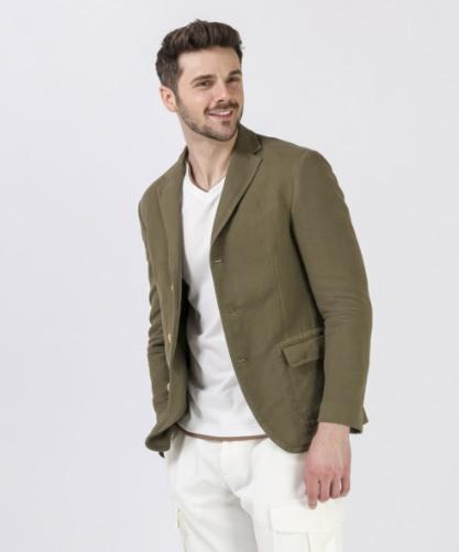 Slim Fit Sports Men's Jacket Combinations