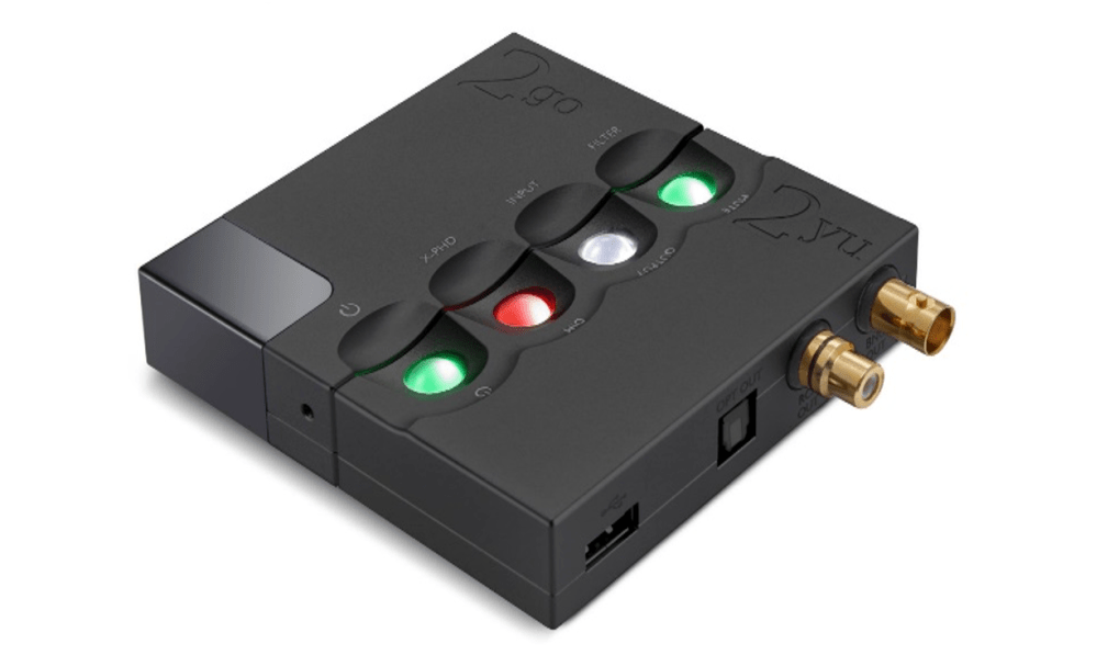 Now shipping, the 2yu heralds the arrival of a standalone Chord Electronics network bridge