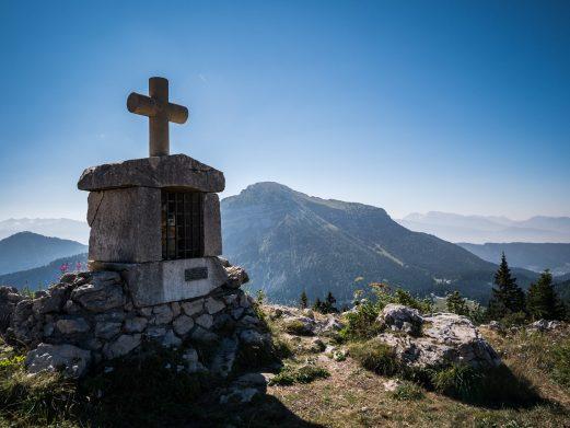 Début de la randonnée pour la Pinéa