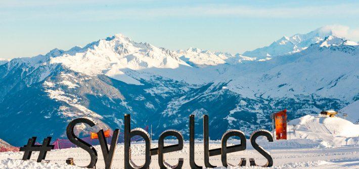 sports d'hiver aux Sybelles