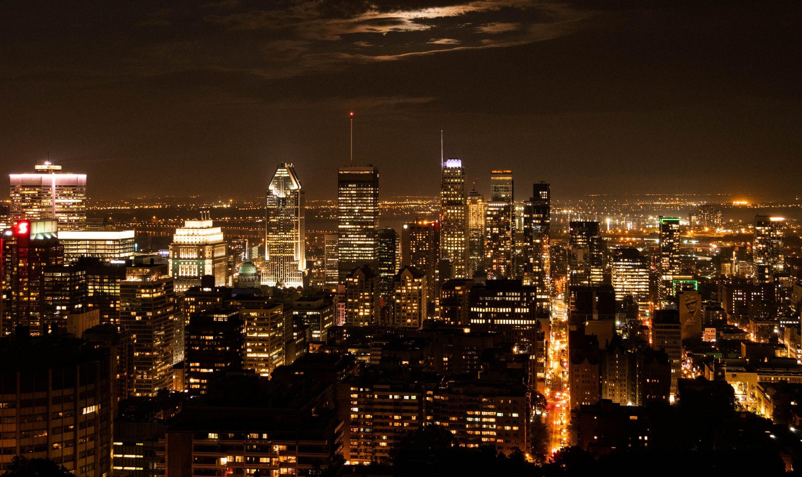 Que faire en trois jours à Montréal
