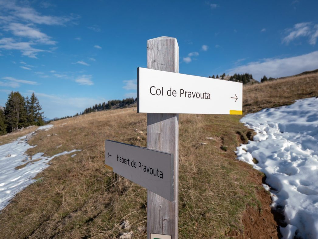Col de Pravouta