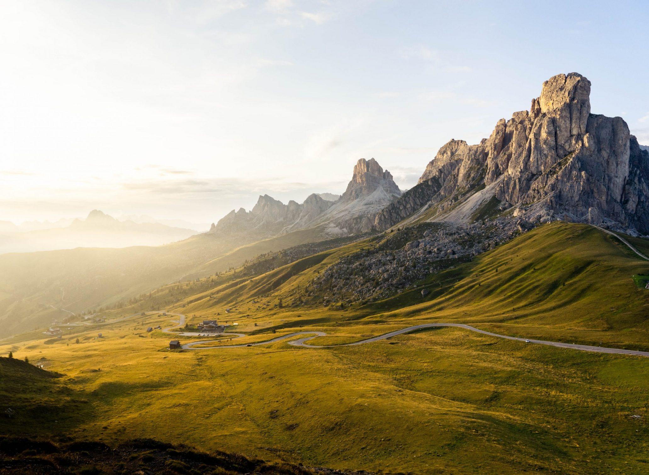 Les dolomites : autour de Cortina d'Ampezzo