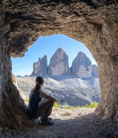 Les fameuses grottes