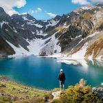 Randonnée au lac de Crop en Belledonne