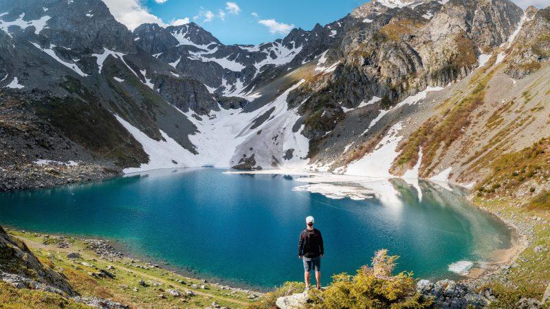 Randonnée et découverte du lac de Crop en Belledonne