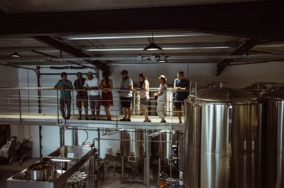 On parle de brassage de bière