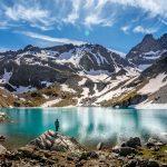 Lac Blanc en Belledonne