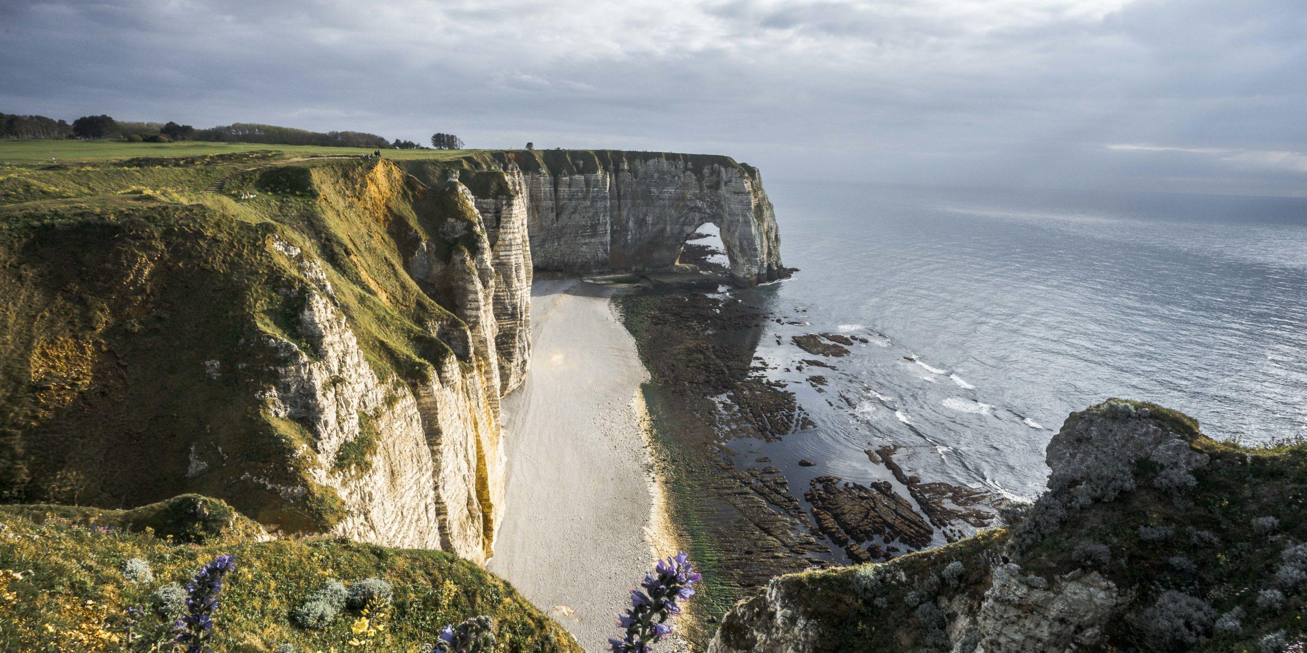 Une semaine de roadtrip en van pour découvrir la Normandie