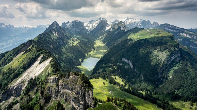 10 jours de roadtrip pour découvrir la Suisse en Van