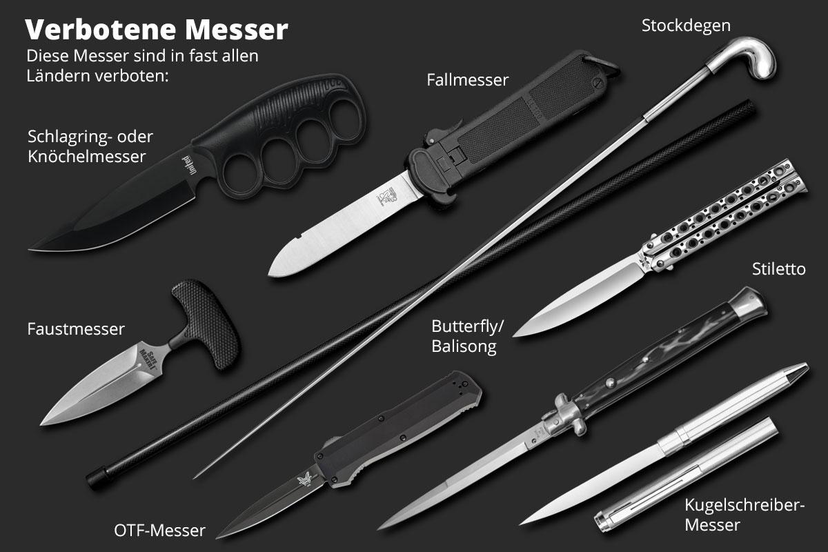 Kuchenmesser Nach Deutschland Einfuhren Welche Messer Sind In