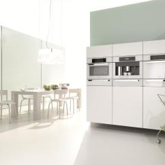 White Appliances Kitchen Salvaged Cabinets For Sale Miele Introduces The Timeless Brilliant Collection