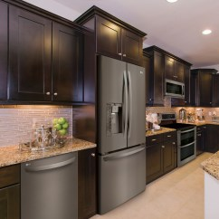 Stainless Steel Kitchen Cabinets Black Flooring Ideas The Hottest Appliance Finishes Of 2016  And Advice