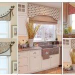 How To Make Simple Kitchen Curtains Life Ideas