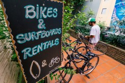 Bikes & Surfboards rentals
