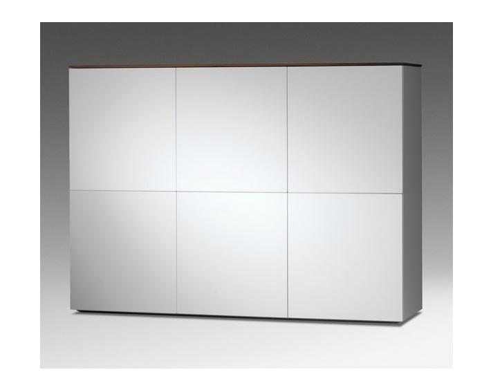 Design Kast Hoogglans Wit
