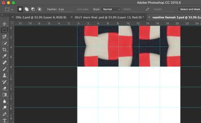 Making a pattern