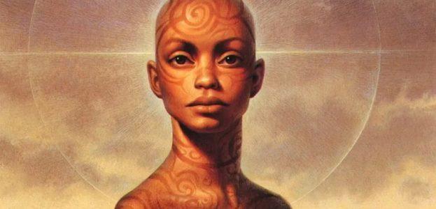 Octavia Butler cover art by John Jude Palancar