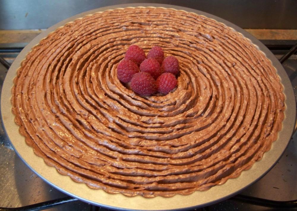 Chocolate Orange Cheesecake (2/6)