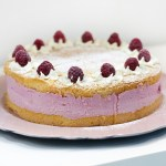 Himbeer-Käsesahne-Torte