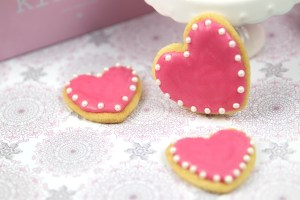 Valentinstag Kekse für den besonderen Menschen