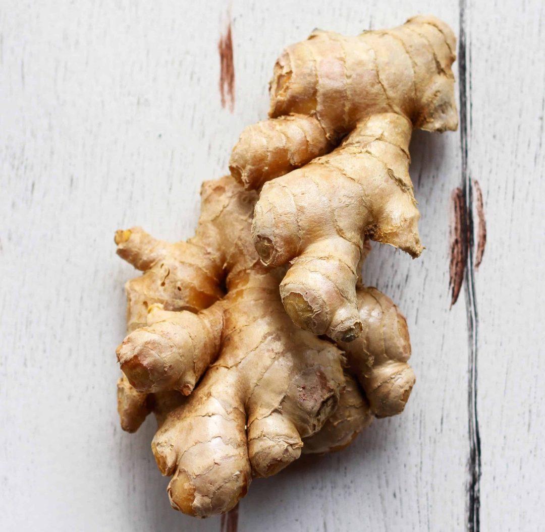 Ginger adrak spice