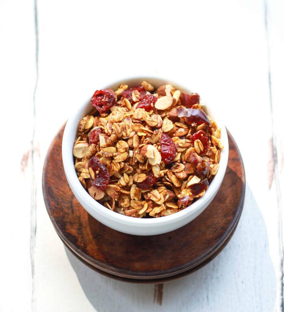 Date & Almond Granola