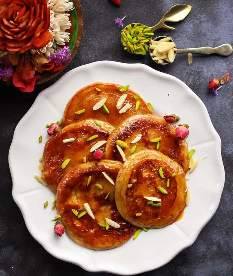 Easy Malpua Recipe Indian Dessert Festive Food