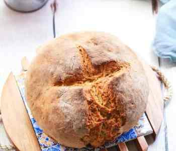 Irish Soda Bread | Easy Quick No Yeast Bread
