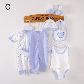 8 Piece Baby Cloth