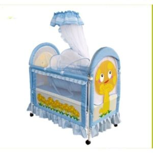 Baby Crib with Inner cradle