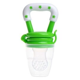 Baby Food Pacifier- Green