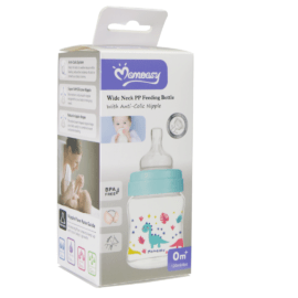 Mom Easy Feeding Bottle- 120 Ml