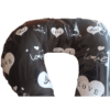 Black Nursing Pillow