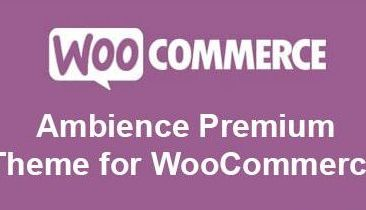 Ambience Premium Theme for WooCommerce