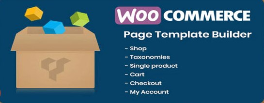 DHWCPage WooCommerce Page Template Builder plugin