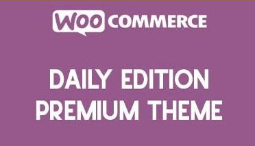 Daily Edition Premium Theme for WooCommerce