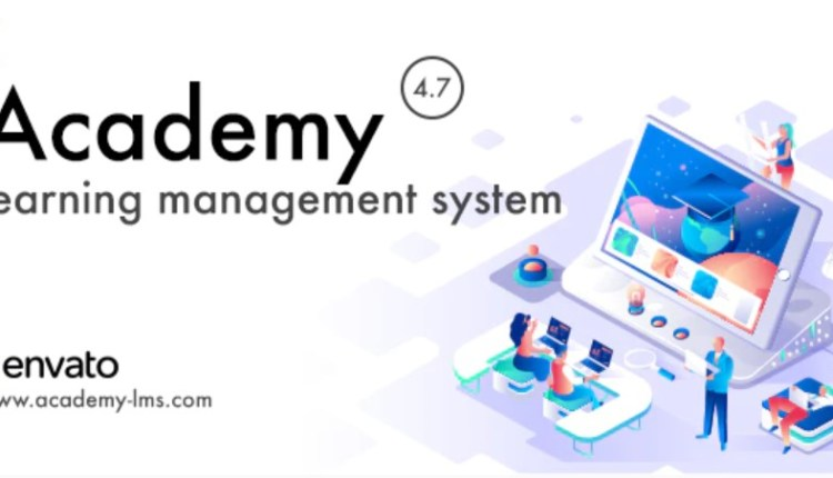 Academy Learning Management System PHP Script