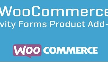 Gravity Forms Product Add ons for WooCommerce